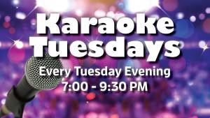 Golf - Conley - Knickers - TV - Karaoke Tuesdays - 2018 January